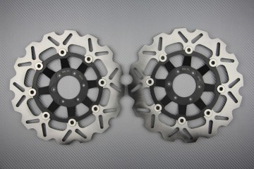 Pair of front Wave brake discs 276 mm HONDA CBR 250 90-99 & NSR 250 88-98