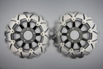 Paar wave Bremsscheiben 310mm viele SUZUKI GSXR vor 2000