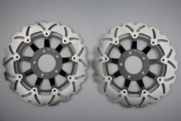 Paar Bremsscheiben (Wellen) viele Suzuki