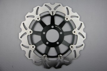 Front solid brake disc 300mm many Kawasaki