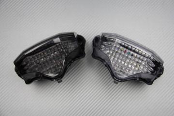 LED-Bremslicht mit Blinker für Yamaha FZ6 N F Fazer 600 2004 - 2014
