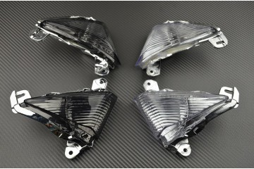 Pair of front turn signals Kawasaki Z1000 ER6 ZZR1400