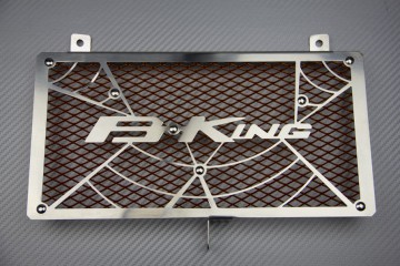 Oil Radiator Grill Cover Suzuki BKING