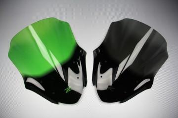 Bulle en Polycarbonate  Kawasaki Z900 2017 / 2019