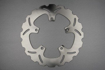 Front Wave brake disc Kawasaki Z250 Z300 NINJA 300