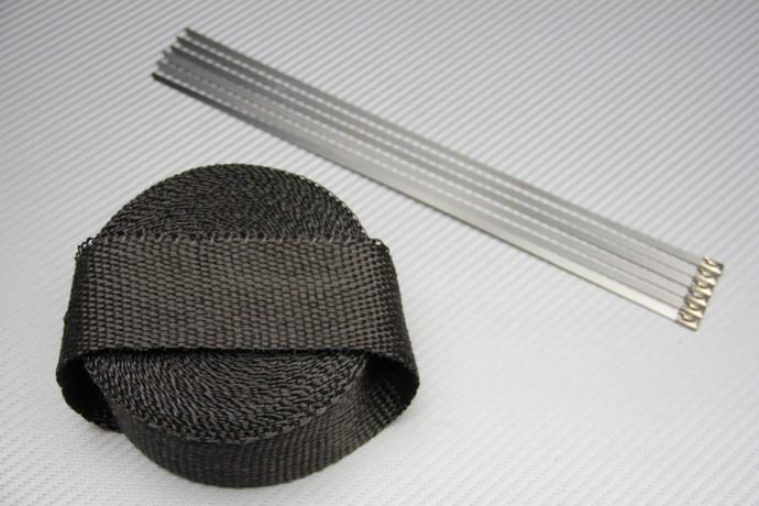 Banda térmica para línea de escape (10 m)