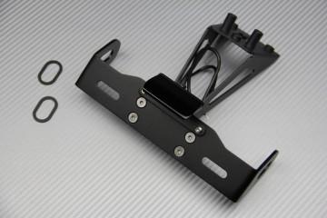 Specific License plate holder for HONDA MSX 125 GROM