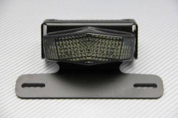 Specific License Plate Holder with 3-functions Light for SUZUKI DRZ 400