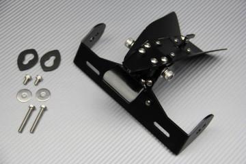 Specific License plate holder for SUZUKI GSX-R 1000 09 / 16