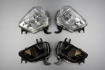Pair of front turn signals Kawasaki Z1000 SX 2011 - 2016
