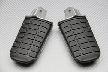 Pair of front footrests pegs for HONDA 600RR 1000 RR CB1000R 07 16