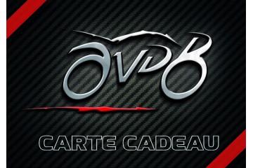 Die AVDB Moto Geschenkkarte