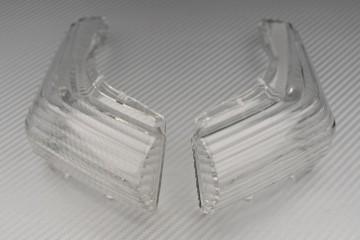 Paire de Caches Clignotants Avant Suzuki GSR 600 2006 - 2011
