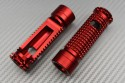 Pair of REAR footpegs (Various Colors Available) - Many BMW