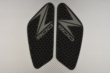 Adhesive tank side traction pads Kawasaki Z900 Z-900 RS