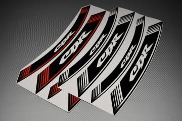 Stickers de llantas - Modelo con sigla ' CBR '