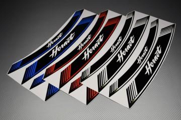 Inner Wheel Rims Stickers - ' HORNET ' Model
