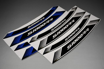 Inner Wheel Rims Stickers - ' S1000RR ' Model