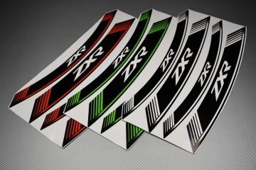 Liserets Intérieur de jantes - Modèle siglé ' ZXR '