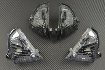 Paire de clignotants arrière Suzuki Gsxr 600 750 06/07 1000 05/06