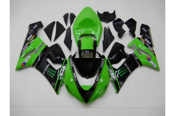 Complete Fairing set for KAWASAKI ZX6R 2005 / 2006