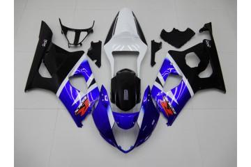 Komplette Motorradverkleidung für SUZUKI GSXR 1000 2003 / 2004