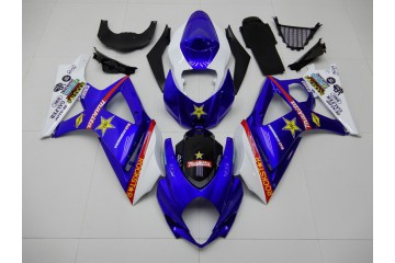 Komplette Motorradverkleidung SUZUKI GSXR 1000 2007 / 2008