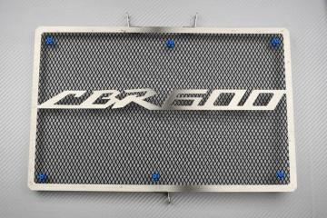 Rejilla protectora del radiador Honda CBR 600RR 2003 - 2006