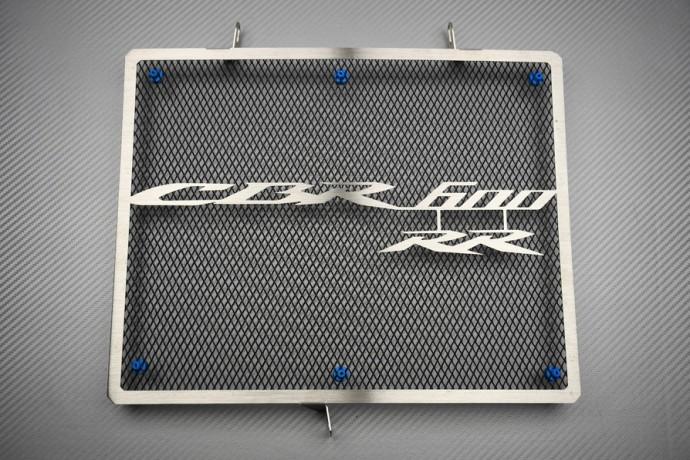 Radiator Protection Grill Honda Cbr 600rr 2007 2017