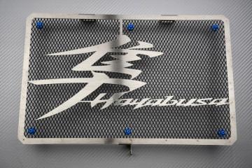 Water Radiator Grill Cover Suzuki GSXR HAYABUSA 1300 1340