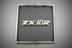 Radiator protection grill  Kawasaki ZX10R 2008 - 2010