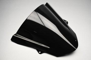 Bulle en Polycarbonate Kawasaki ZX10R 2008 à 2010, ZX6R 2009 / 2012 et ZX6R 636 2013 / 2019