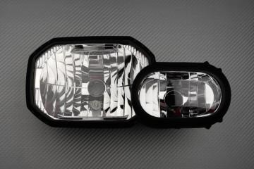 Optique avant BMW F650GS...