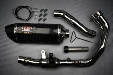Auspuff-komplett YOSHIMURA Full Carbone Honda CB CBR 500 F / X / R 2013 - 2018