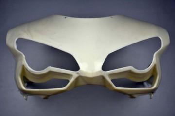 Carenado frontal Ducati 848 1098 1198