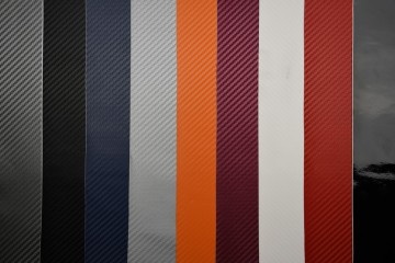 Carbon Covering Vinyl Film Available in Various Colors