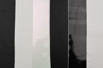 Hochwertige Vinyl in verschiedenen Farben