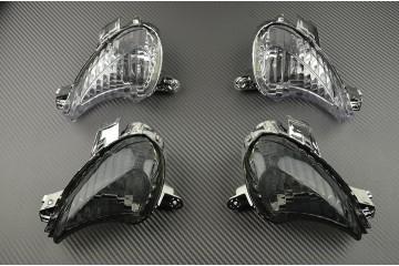 Paire de clignotants avant Suzuki Gsxr Hayabusa 1340 2008 / 2019