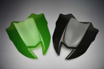 Polycarbonate Sport Windscreen for Kawasaki Z900 2017 - 2019