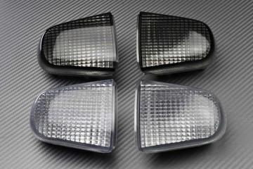 Spezifische Blinker Hinten für Kawasaki ZZR 1100 1990 - 1992