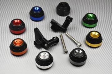 Tampons / Roulettes de protection Aprilia RSV4 TUONO 1000 1100