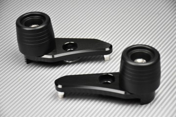 Pair of Frame Sliders / Crash Pads for YAMAHA FJR 1300