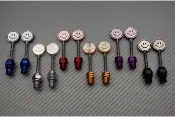 Smiley color screw