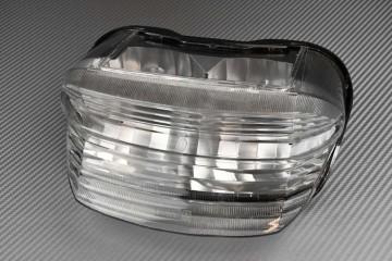 Bloc feu arrière transparent pour Yamaha XJR 1300