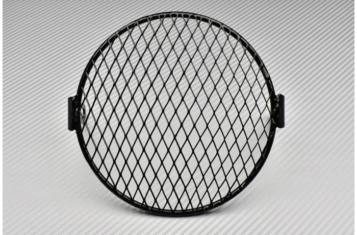 Round Headlight Grill Cover