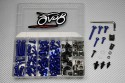 TORX Anodised Aluminium Hardware Kit