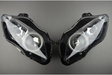 Front headlight Yamaha R1 2007 2008