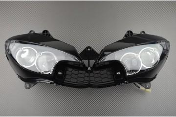 Optique avant Yamaha R6...