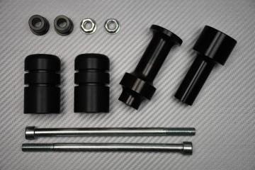 Tampons / Roulettes de Protection en Téflon pour Kawasaki Z750 / Z 750S 2004 - 2007 Z1000 2003 - 2006