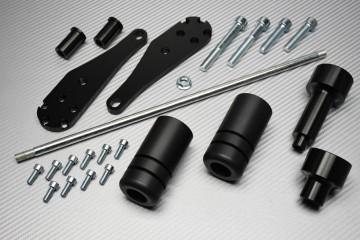 Tampons / Roulettes de Protection en Téflon pour Kawasaki ZX10R 2006 - 2007